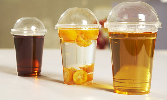 NW Beverages - PET Smoothie Cups
